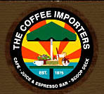 The Coffee Importers Logo