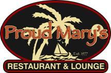 Proud Mary's Reataurant Logo
